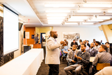 b4544317b1c NYC Men Teach engages and recruits men of color to become teachers in New  York City by providing early career support